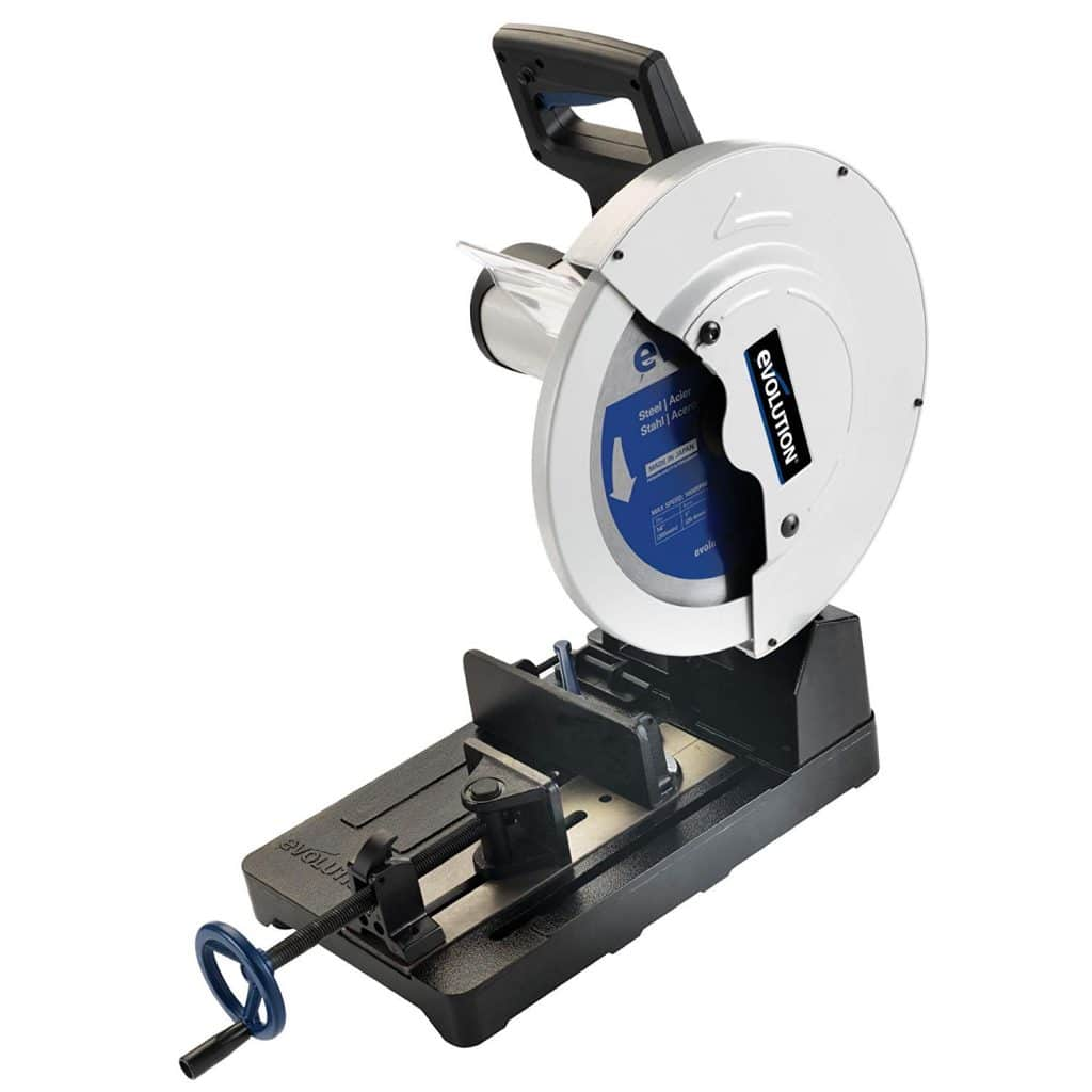 Evolution Power Tools Miter Saw