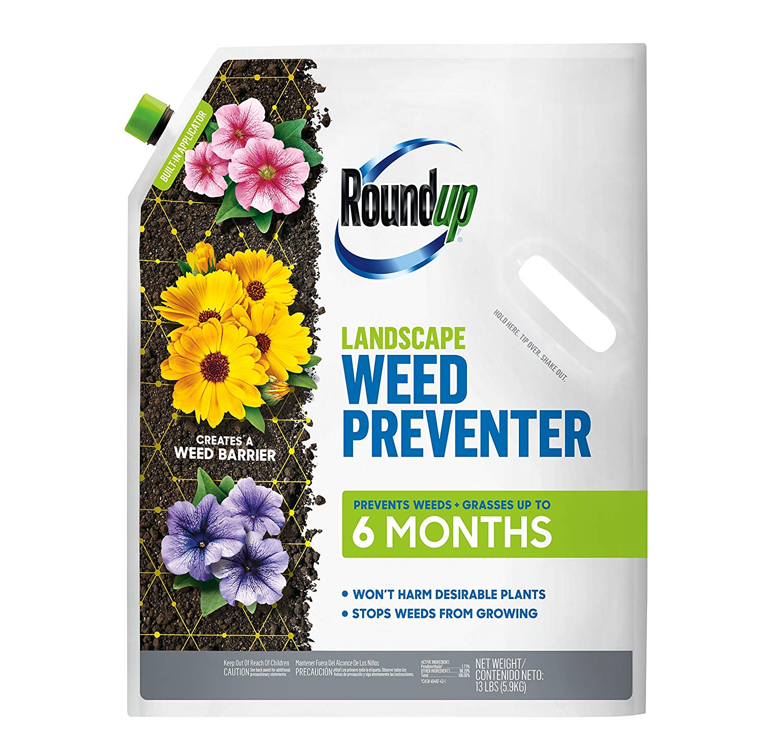 Roundup Weed Preventor