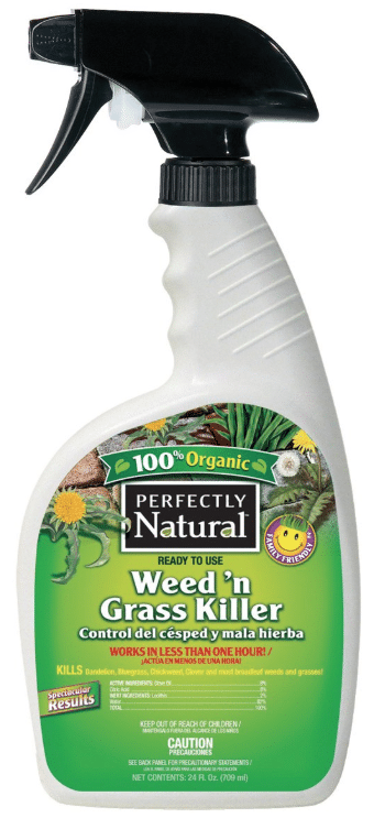 Perfectly Natural Weed killer