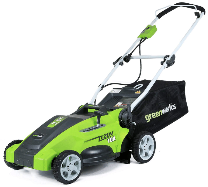 GreenWorks 25142 mower