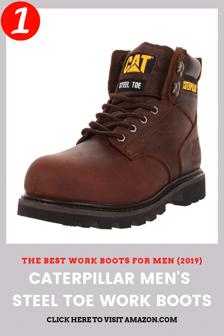 Caterpillar work boots to buy