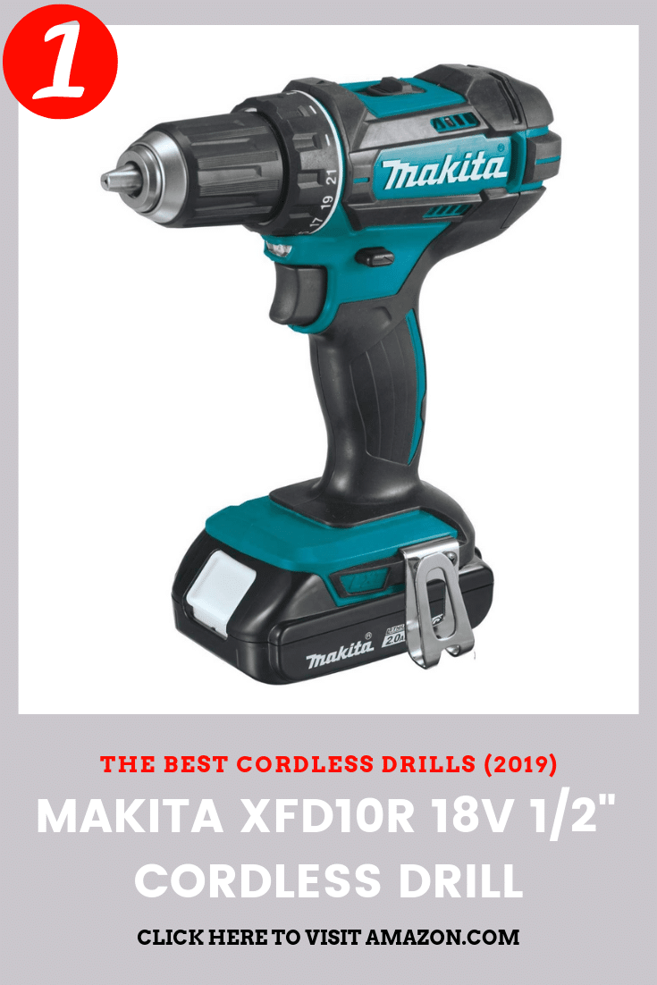 makita drill is the best to buy