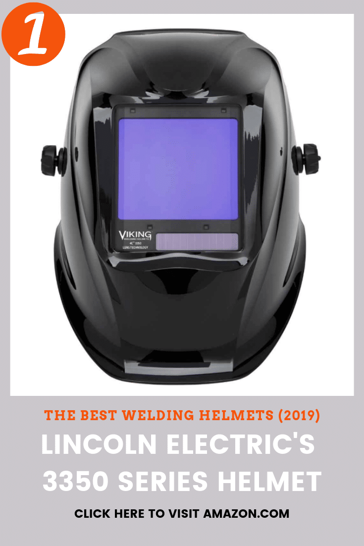 Lincoln Electric's is the best welding helmet to buy