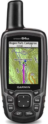 Garmin's Advanced GPS and GLONASS Receiver