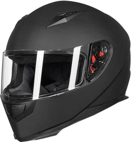 ILM's Best Full Face Motorcycle Helmet