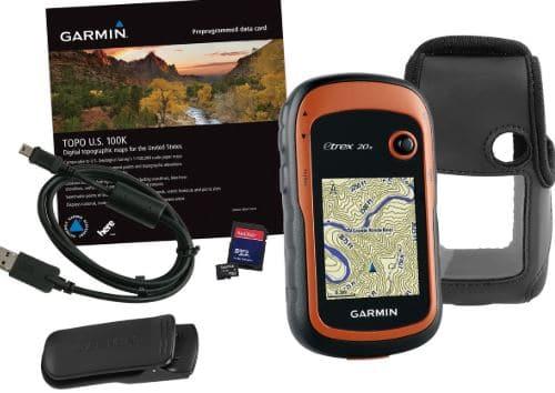 Garmin's Advanced eTrex 20x GPS