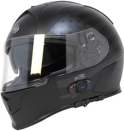 Torc's Best Bluetooth Integrated Full Face Helmet