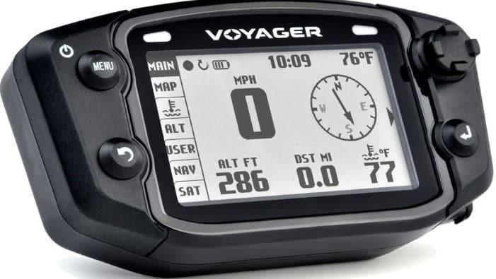 Trail Tech's Best Black Moto-GPS Computer