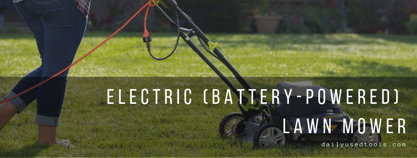 Battery Powered Vs Gas Lawn Mowers Which Is Better Dut