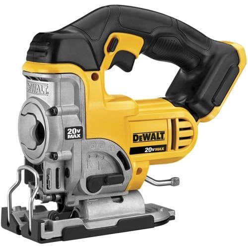 DEWALT Yellow Li-Ion Jig Saw