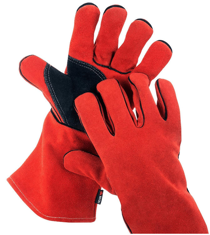 NoCry welding gloves