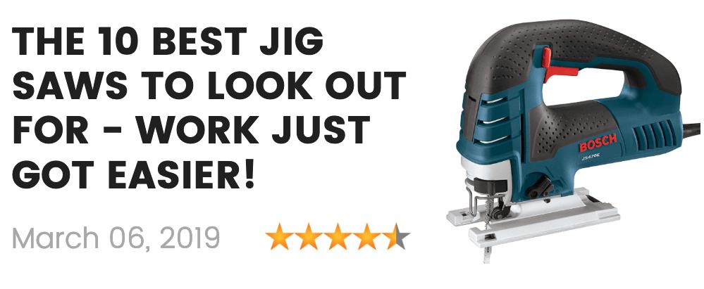 best jig saws