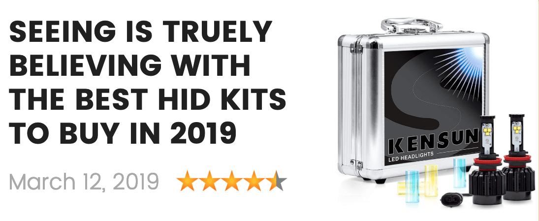 best hid kits