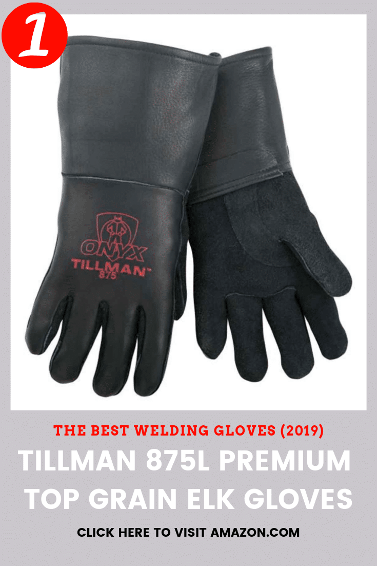 Tillman 875L Premium Top Grain Elk are the best to buy
