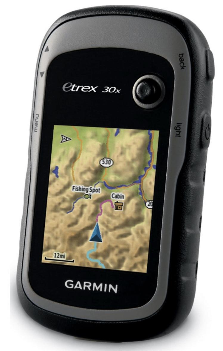 Garmin eTrex 30x Handheld GPS (010-01508-10)