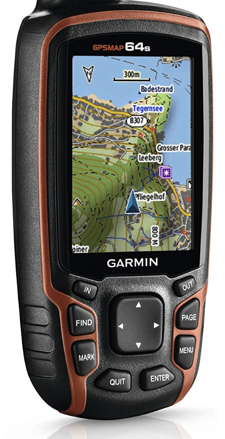 Garmin High-Sensitivity GPS and GLONASS Receiver