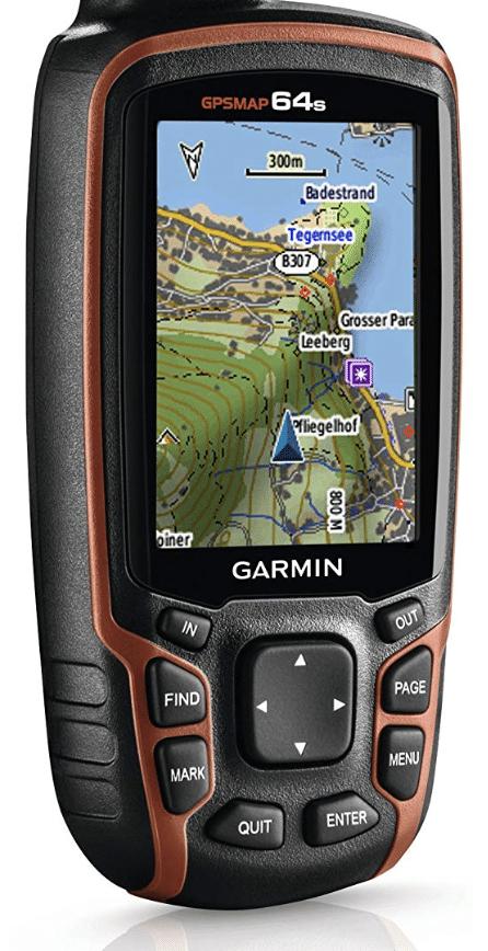 Garmin High-Sensitivity GPS and GLONASS Receiver