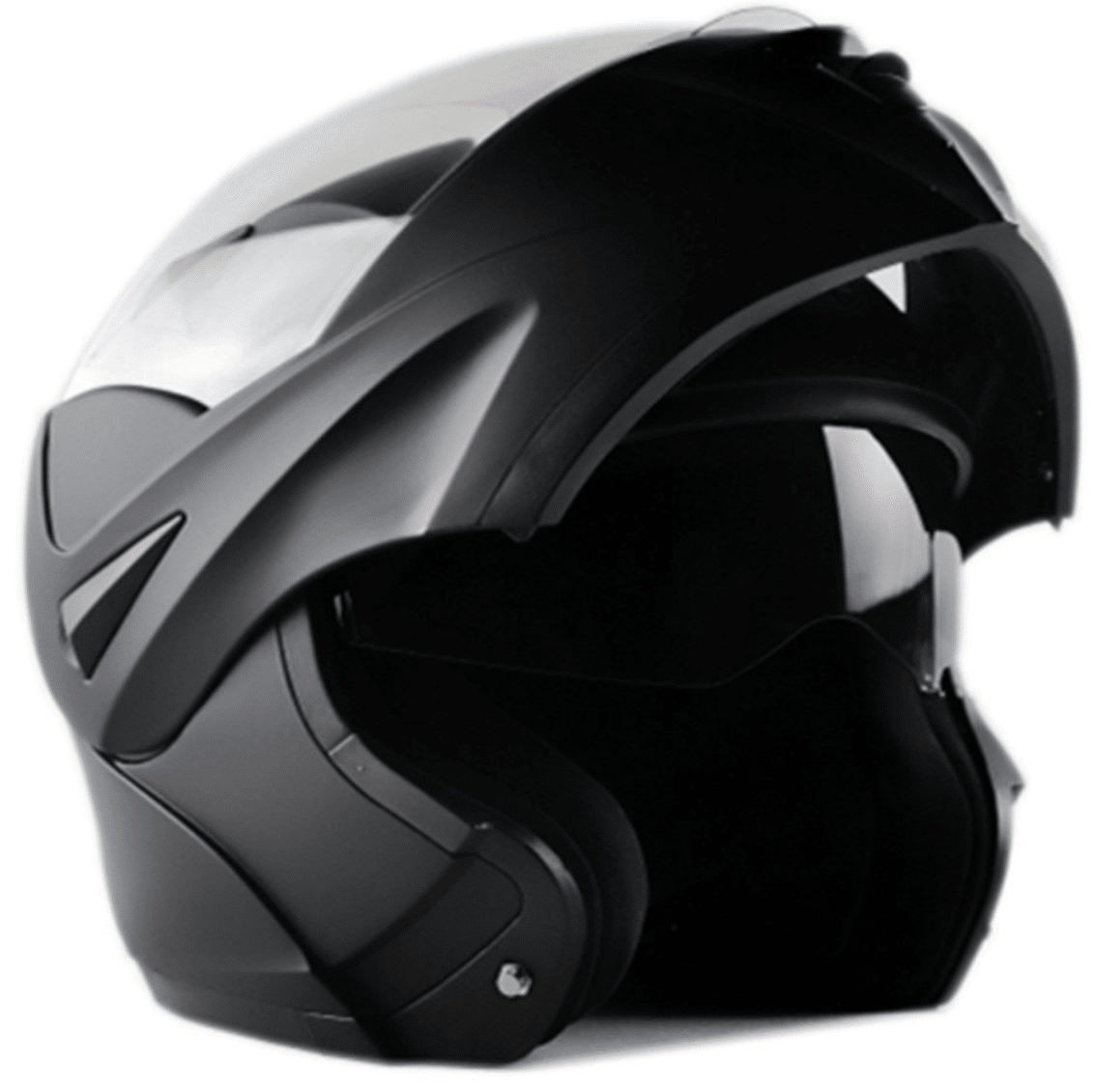 ILM 10 Colors Motorcycle Dual Visor Flip up