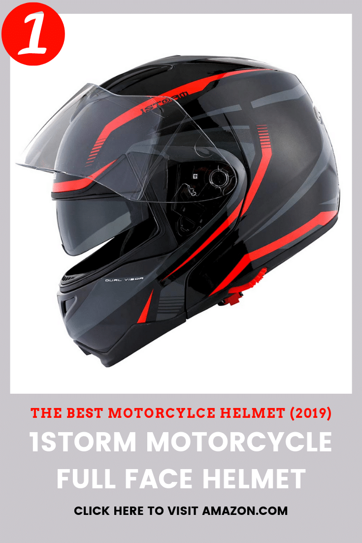 the best helmet for a motorcycle is the 1storm