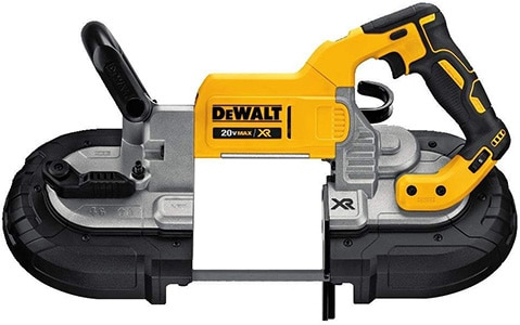 dewalt 20v max portable band saw