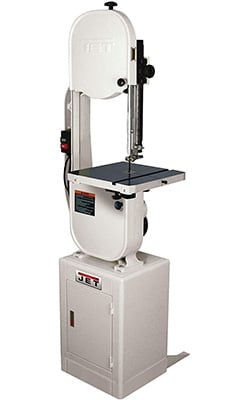 jet 14-inch deluxe pro band saw kit